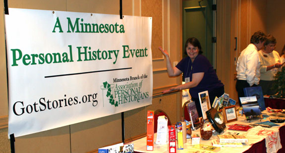 Image of Minnesota Personal History Event