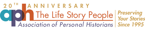 Association of Personal Historians Logo